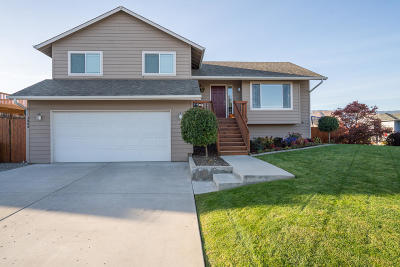 East Wenatchee Single Family Home For Sale: 1960 Bluegrass Ave