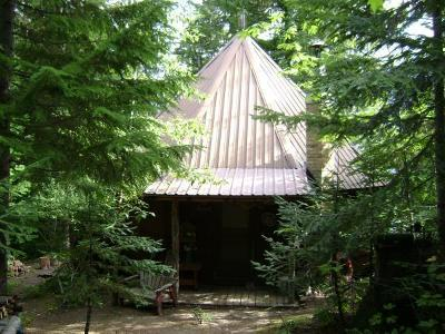 Leavenworth Single Family Home Pending: 362 South Shore Summer Homes Rd #Cabin 11
