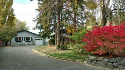 Cashmere Single Family Home For Sale: 95 Riverfront Dr