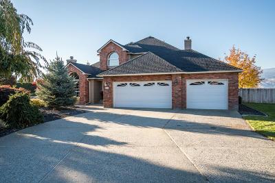 East Wenatchee, Malaga, Rock Island, Wenatchee Single Family Home For Sale: 2280 Grand Ave
