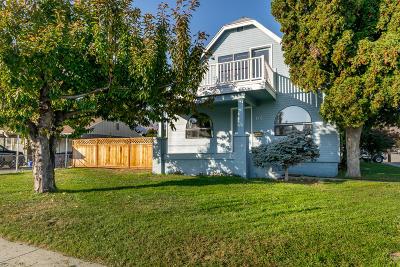 Wenatchee, Malaga Single Family Home For Sale: 116 S Wilson St