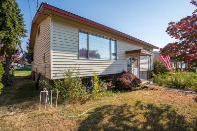 East Wenatchee Single Family Home For Sale: 1335 N Ashland Ave