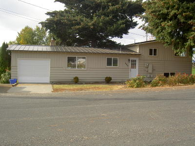 East Wenatchee, Rock Island, Orondo Single Family Home For Sale: 480 N James Ave