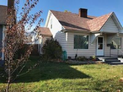 Wenatchee Single Family Home For Sale: 772 S Monroe St