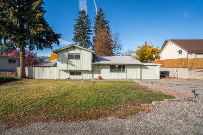 East Wenatchee Single Family Home For Sale: 178 S Kent Pl