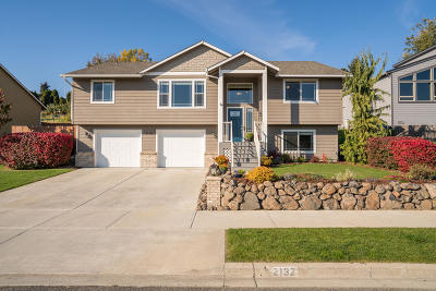 Wenatchee Single Family Home For Sale: 2132 W Honeysett Rd