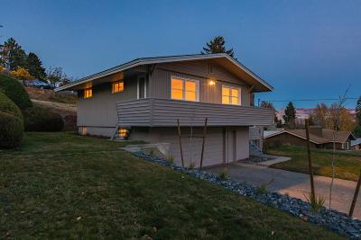 Wenatchee Single Family Home For Sale: 2322 5th St
