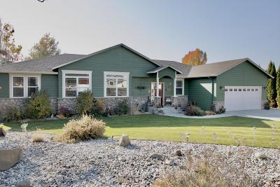 East Wenatchee Single Family Home For Sale: 2158 Inglewood Dr