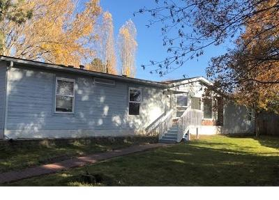 East Wenatchee Manufactured Home For Sale: 113 N Keller Ave