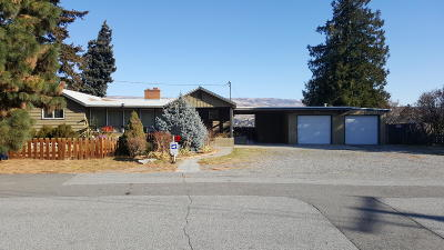 Wenatchee, Malaga Single Family Home For Sale: 2115 N Avenida Way