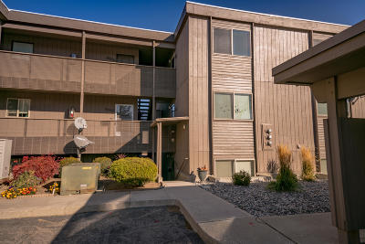Wenatchee, Malaga Condo/Townhouse For Sale: 407 Oregon St #213