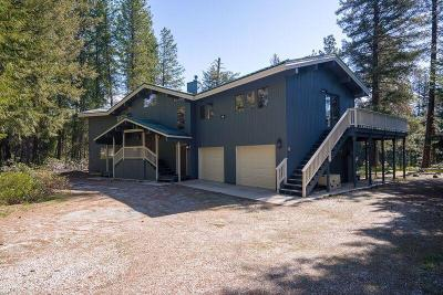 Leavenworth Single Family Home For Sale: 20477 Beaver Valley Rd