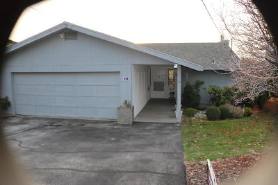 East Wenatchee, Rock Island, Orondo Single Family Home For Sale: 1716 Country Club Dr