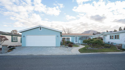 Wenatchee Manufactured Home For Sale: 1819 Heritage Dr
