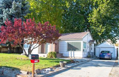 Wenatchee Single Family Home For Sale: 1808 Rogers St