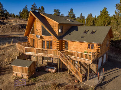 East Wenatchee, Rock Island, Orondo Single Family Home For Sale: 105 Chipmunk Trail Rd