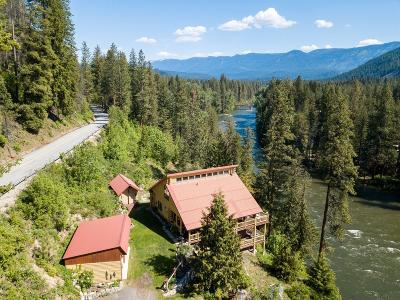 Leavenworth WA Single Family Home For Sale: $879,000
