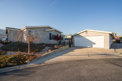 Wenatchee Manufactured Home For Sale: 1308 Enchantment Pl