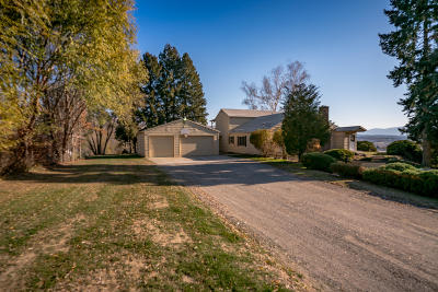 Wenatchee, Malaga Single Family Home For Sale: 3209 Ohme Rd