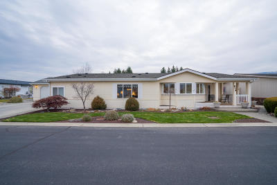 East Wenatchee Manufactured Home For Sale: 514 Sundance Dr