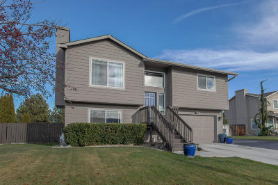 East Wenatchee, Rock Island, Orondo Single Family Home For Sale: 2306 Fancher Field Rd