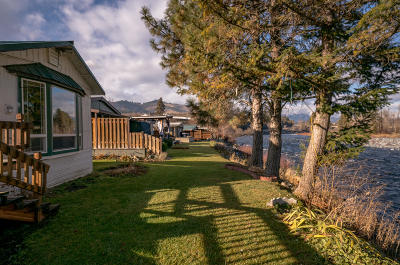 Cashmere Manufactured Home For Sale: 7900 Stine Hill Rd #12