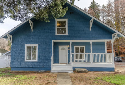 Cashmere Single Family Home For Sale: 309 S Division St
