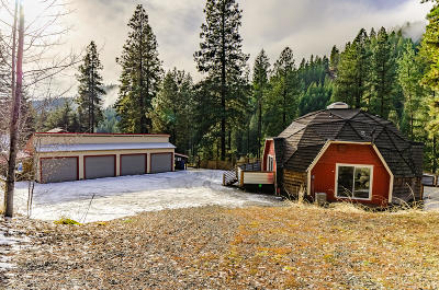 Leavenworth WA Single Family Home For Sale: $385,000