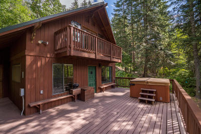 Single Family Home Sold: 23340 Lake Wenatchee Hwy