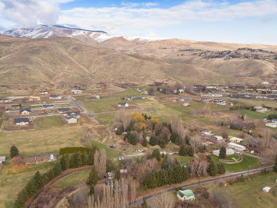 Wenatchee Manufactured Home For Sale: 1808 Lower Monitor Rd