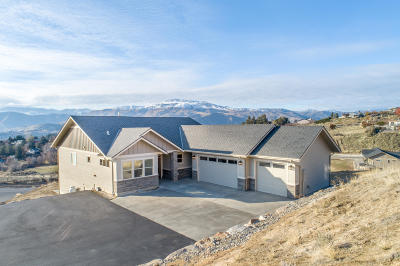 Wenatchee Single Family Home For Sale: 181 Burch View Ln