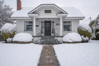 Single Family Home For Sale: 911 Idaho St