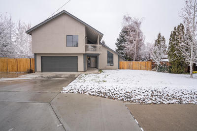 Wenatchee Single Family Home For Sale: 1630 Orchard Ave