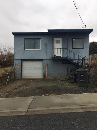 Wenatchee Single Family Home For Sale: 405 Stevens St