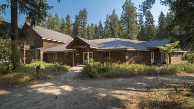 Leavenworth Single Family Home For Sale: 17065 River Rd