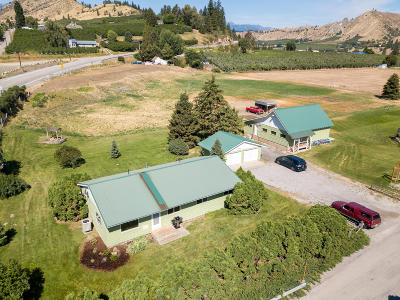 Cashmere WA Single Family Home Active - Contingent: $749,000