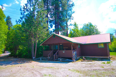 Leavenworth Single Family Home For Sale: 18678 Wa-207