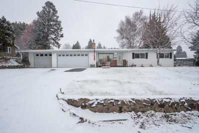 East Wenatchee, Rock Island, Orondo Single Family Home For Sale: 833 N Kansas Ave