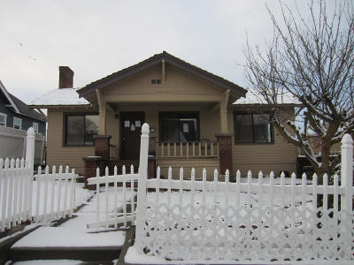 Wenatchee, Malaga Single Family Home For Sale: 706 Kittitas St