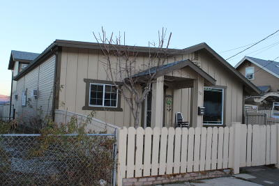 Wenatchee WA Single Family Home For Sale: $329,900