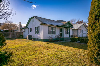 Wenatchee, Malaga Single Family Home For Sale: 291 Broad Ave