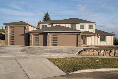 East Wenatchee, Rock Island, Orondo Single Family Home Active - Contingent: 891 S Lamplight Ln