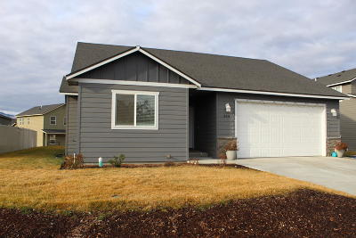 East Wenatchee, Rock Island, Orondo Single Family Home For Sale: 344 N Nevada Ave