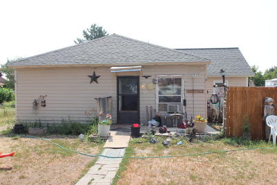 Waterville WA Single Family Home For Sale: $89,900
