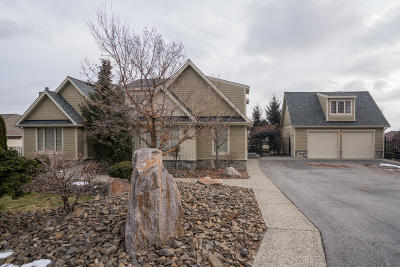Wenatchee Single Family Home For Sale: 3641 Ridgeview Blvd