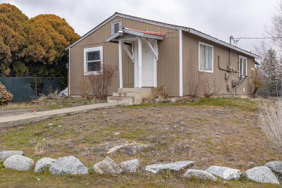 Wenatchee WA Multi Family Home For Sale: $340,000