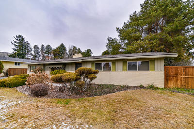 Wenatchee WA Single Family Home Active - Contingent: $402,000