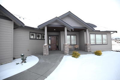 East Wenatchee Single Family Home Active - Contingent: 382 S Pennington Ct