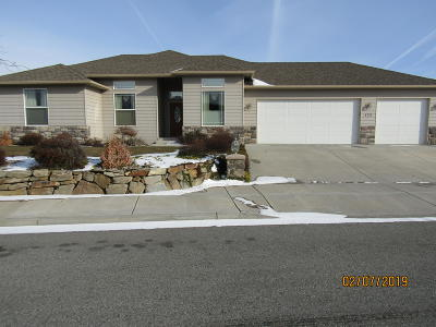 East Wenatchee Single Family Home For Sale: 170 Springhill Dr