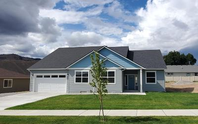 Wenatchee Single Family Home For Sale: 36 Starlight Ave